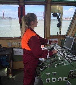 Estágios | Navegação | Navigation
