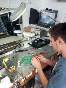 Estágios | Eletrónica | Electronics