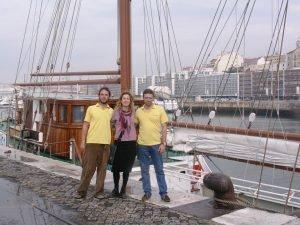Estágios | Nautica | Seamanship