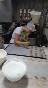 Estágios | Patelaria | Pastry