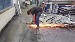 Estágios | Soldadura | Welding