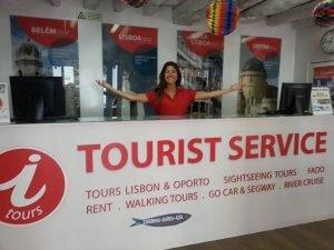 Estágios | Turismo | Tourism