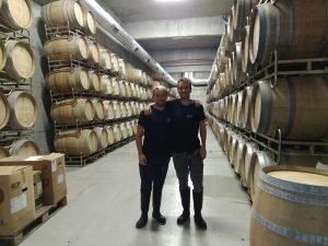 Estágios | Vitivinícola | Winery