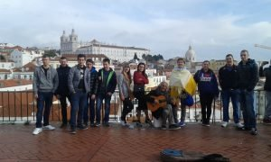 Visitas Profissionais | Visita cultural | Cultural Visit